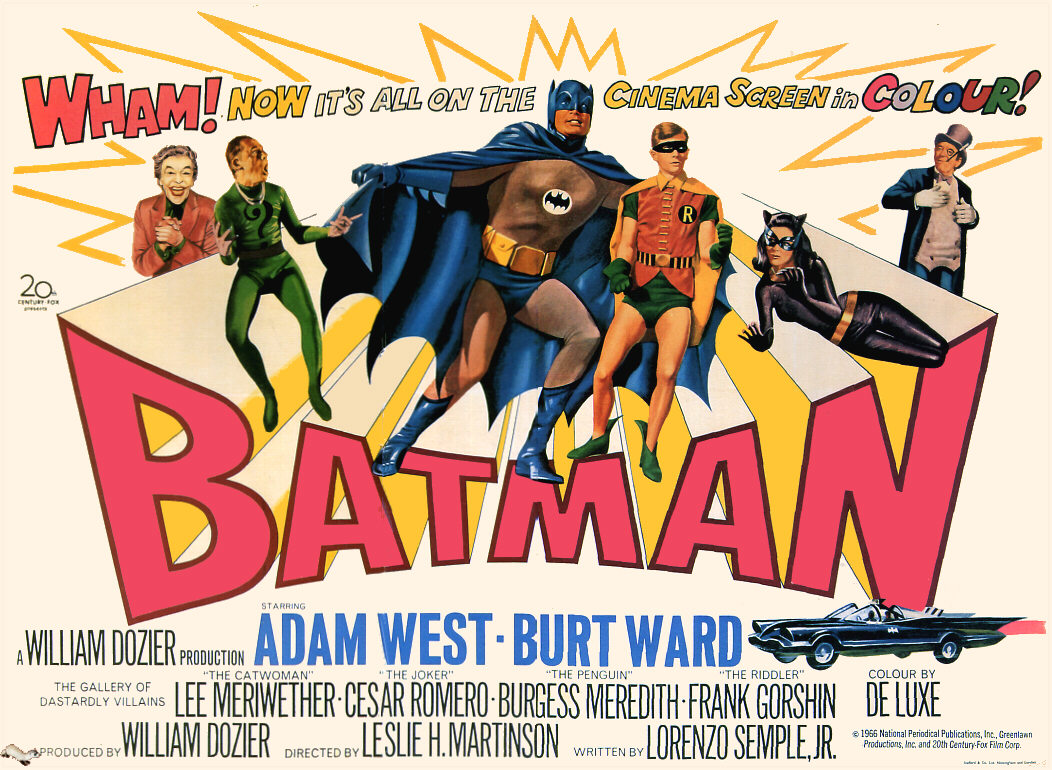 essays batman and robin Batman & robin is terrible it's the titanic of superhero films (the actual ship, guys, not the james cameron movie) the movie was born of pure hollywood hubris for the sake of selling toys.
