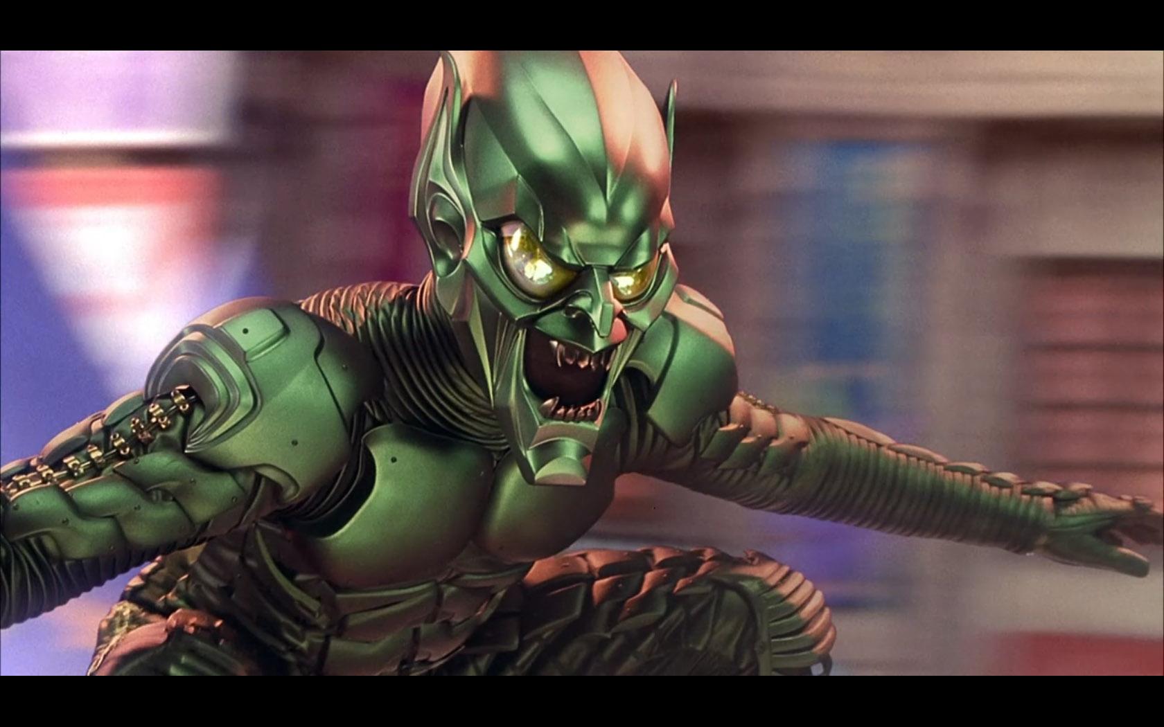 Image result for willem dafoe green goblin