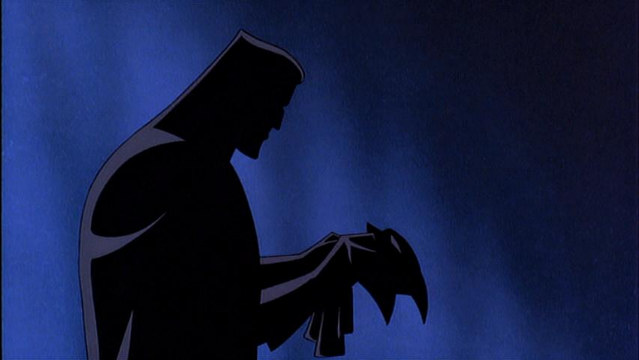 Batman-the cape crusader