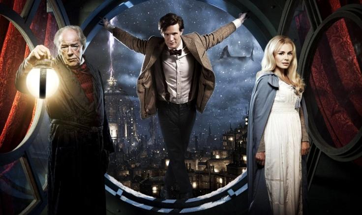 Doctor Who Christmas Carol