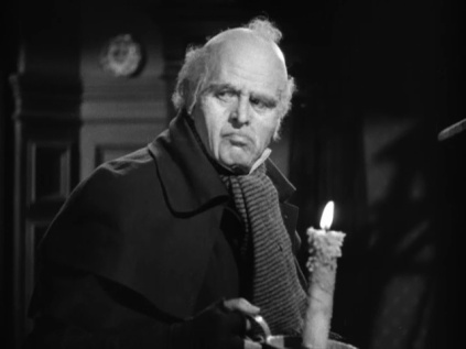 "MGM's version of ""A Christmas Carol"" was a conversation starter.  Of course, that conversation's always started with: ""Who's Reginald Owen?"""